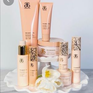 Arbonne RE9 restorative cream and eye cream